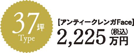 37坪type [アンティークレンガFace]